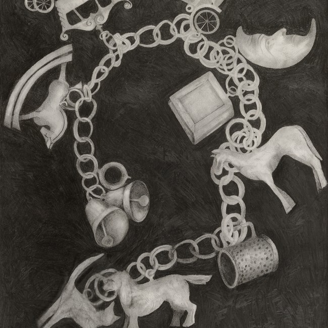 Priceless - Silver Charm Bracelet