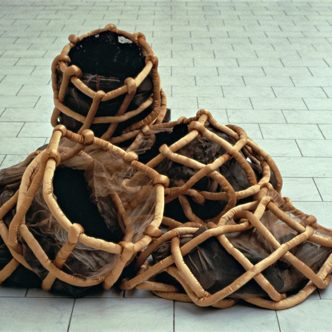 Sculpture: Sacks 1993